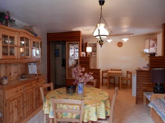 Chalet sous la neige - Au coeur des Alpes du Sud, à Serre Chevalier, appartement à louer dans maison de pays - Location de vacances - Briançon
