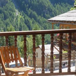 Les Soldanelles en hiver - Location de vacances - Saint-Véran
