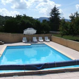 lit 160 x 200 chambre parent - Location de vacances - Savines-le-Lac