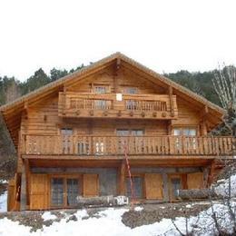 Appartement au rdc du chalet  - Location de vacances - Serre Chevalier La Salle