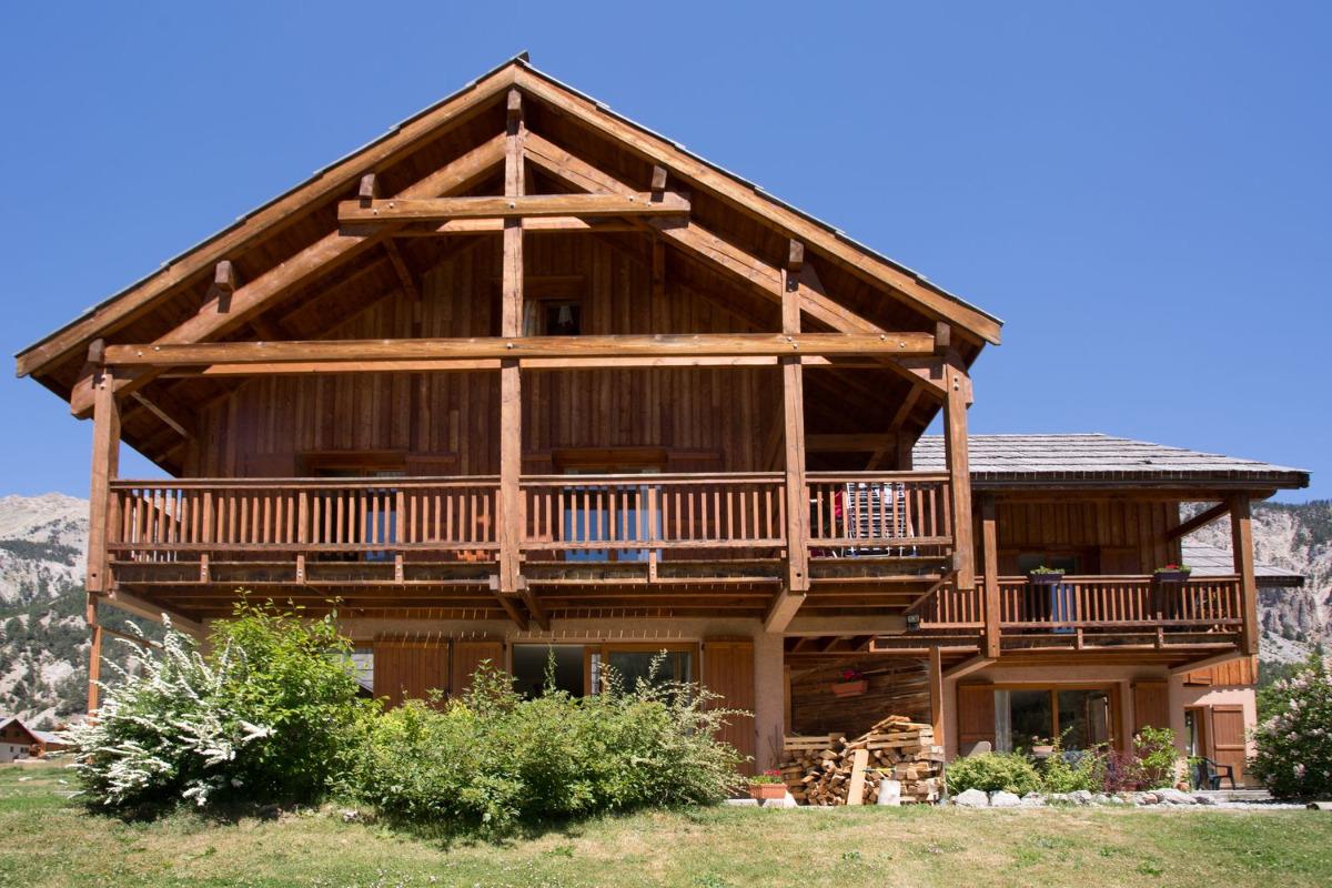 chalet Ancolie 14 personnes, 148 m2, 2 niveaux, 6 chambres, Terrasse ...
