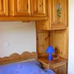 chambre lit double (2 personnes) - Location de vacances - Vars