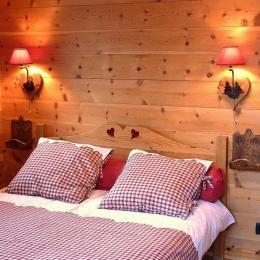 Appartement situé dans un chalet en bois avec sauna décor de rêve à St Véran 2040m d'altitude - Location de vacances - Saint-Véran