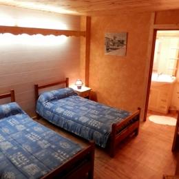 3 ème Chambre du 1er Etage - Location de vacances - Briançon