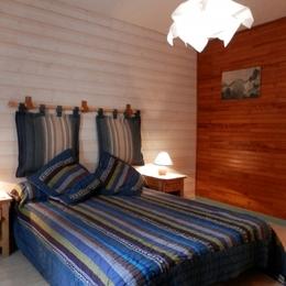 2ème Chambre au 1er Etage - Location de vacances - Briançon