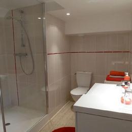 Chambre 2 avec lits joints pour 2 personnes - Location de vacances -