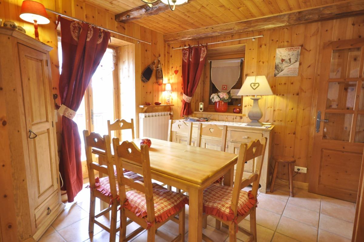 salle de bains niveau 1 - Location de vacances - La Salle-les-Alpes