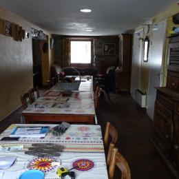 la cuisine professionnelle - Location de vacances - Freissinières