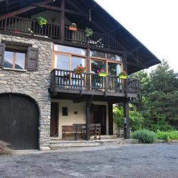 maison des propriétaires - Location de vacances - Briançon