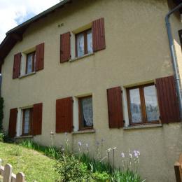 Balcon de Serre Ponçon la maison - Location de vacances - Puy-Sanières