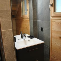 salle de bain - Chambre d'hôtes - Briançon