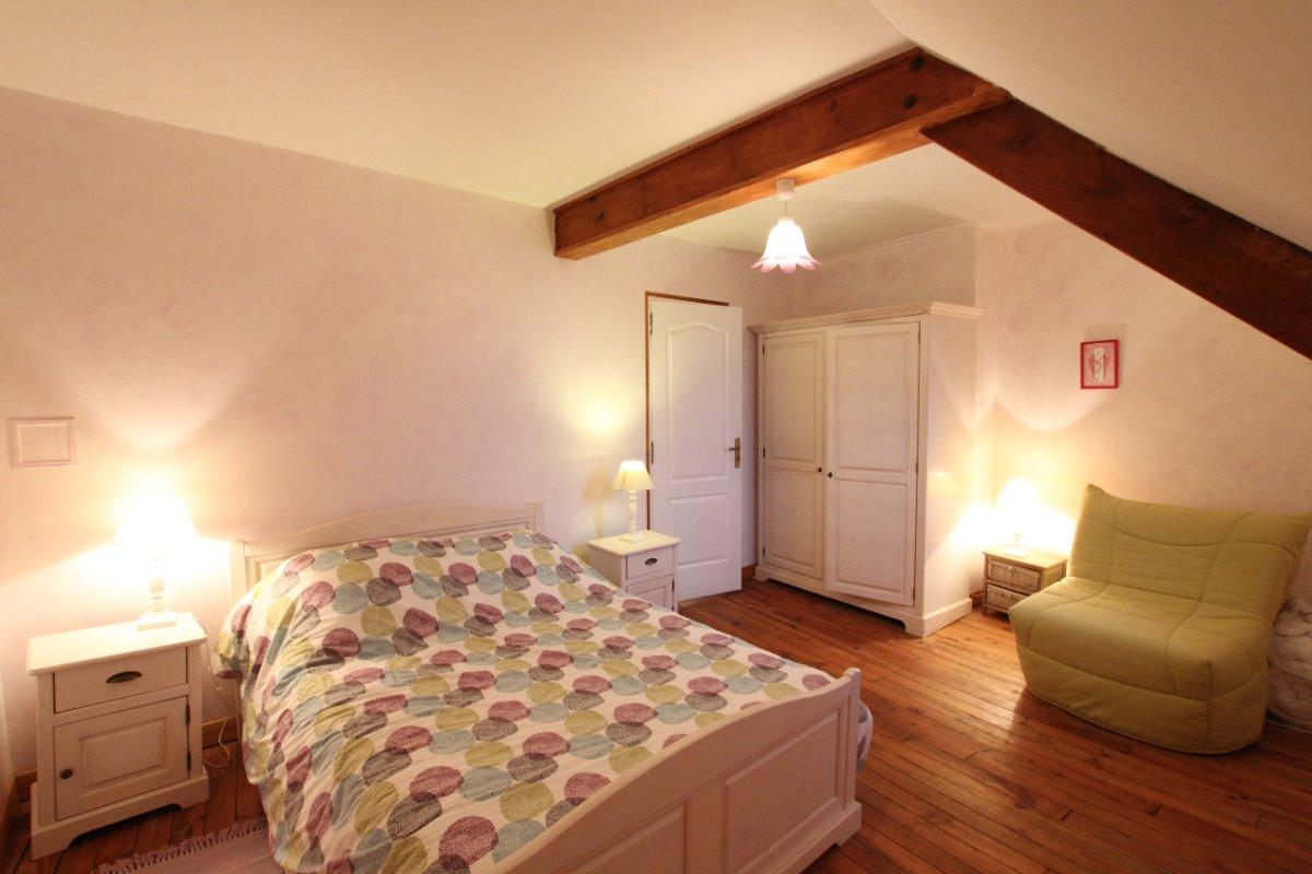 Chambre - Location de vacances - Montsurvent