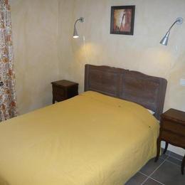 chambre au rez-de-chaussée avec douche - Location de vacances - Les Moitiers-d'Allonne
