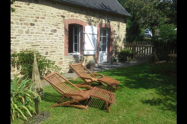 Avranches  © Quérel D - Gîte La Petite maison, coté sud avranchesgite@gmail.com