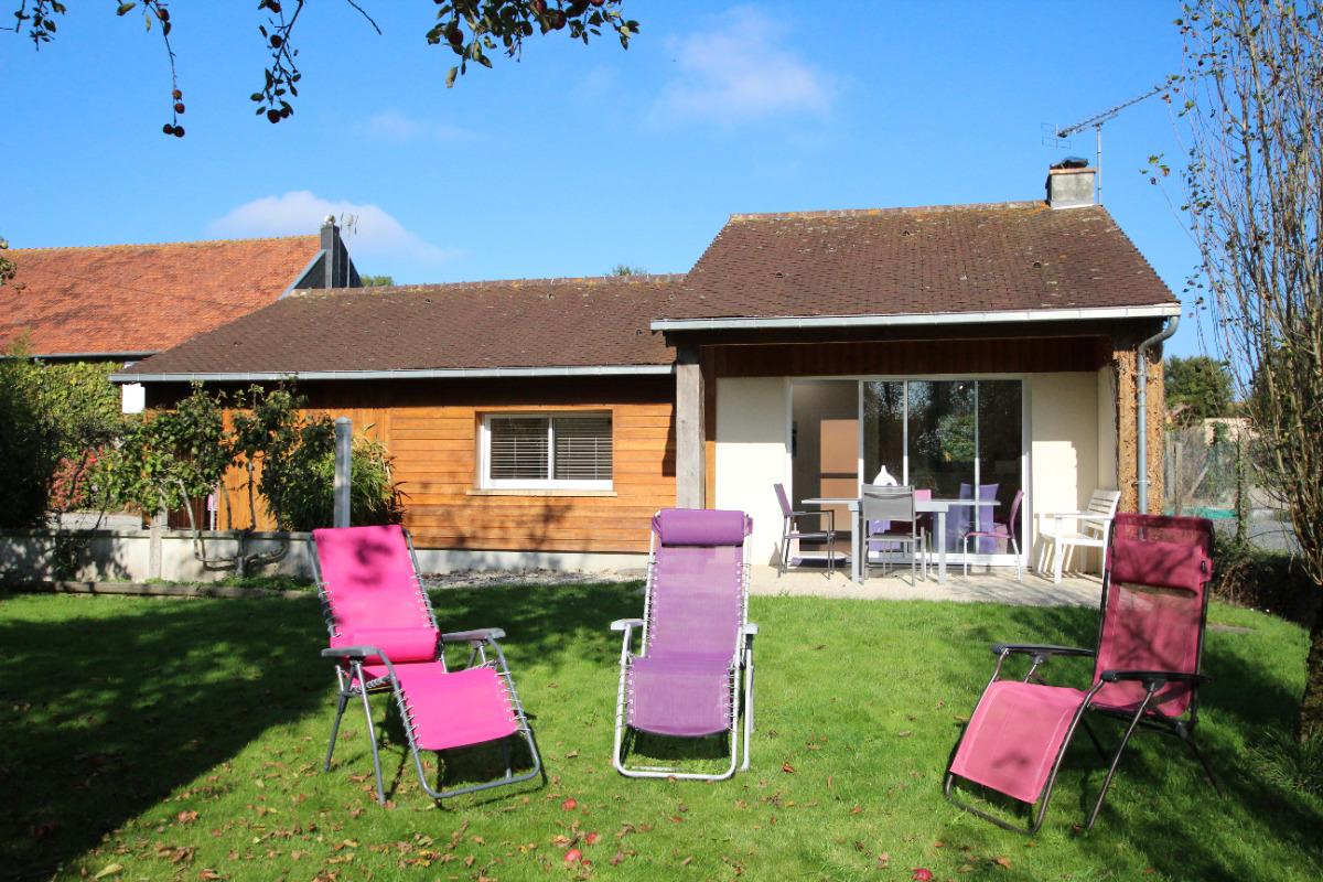 - Location de vacances - Saint-Pierre-de-Semilly