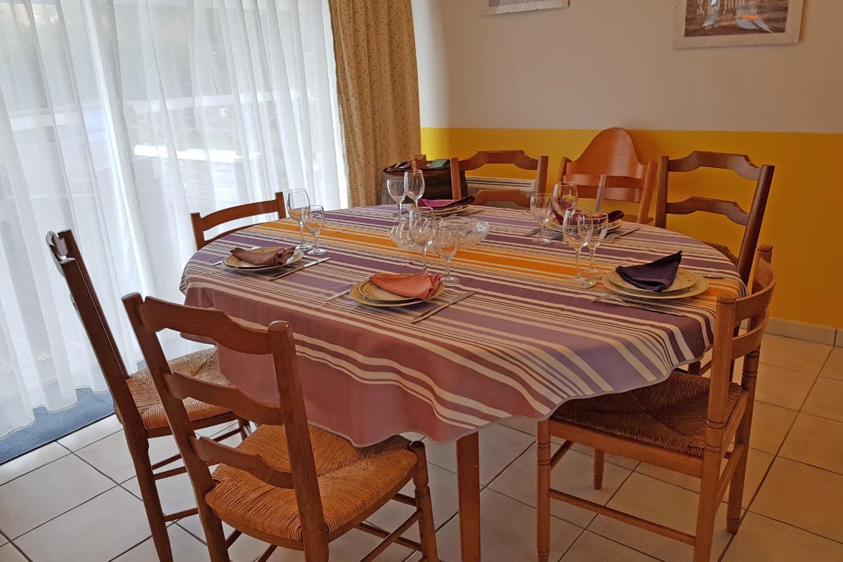 Chambre 2 lits  - Location de vacances - Dragey-Ronthon