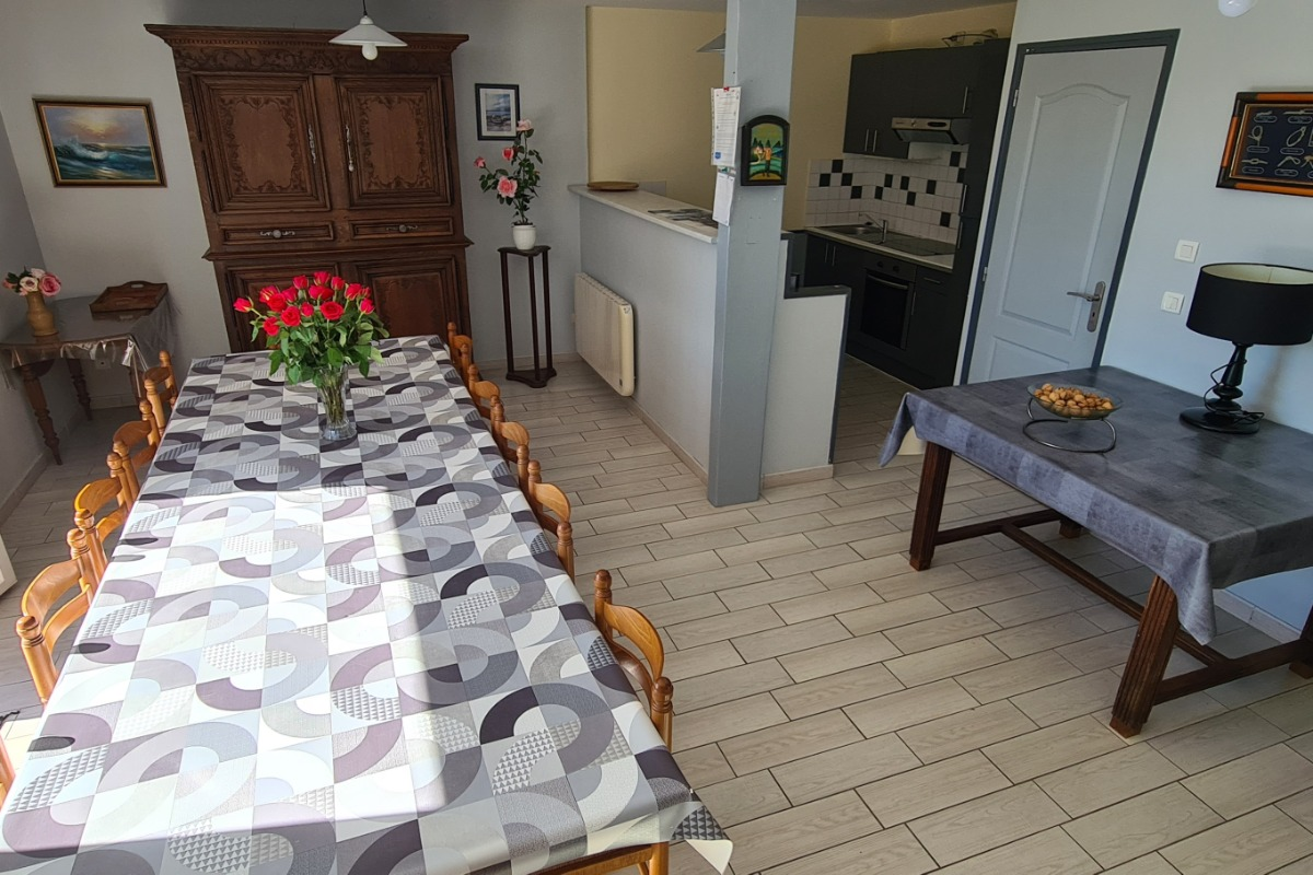 - Location de vacances - Bricqueville-sur-Mer
