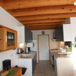 Salle à Manger - Location de vacances - Carentan