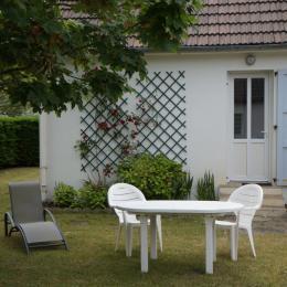 - Location de vacances - Saint-Germain-sur-Ay