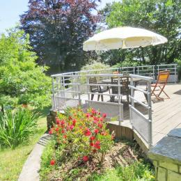 abords de la terrasse - Location de vacances - Barneville-Carteret