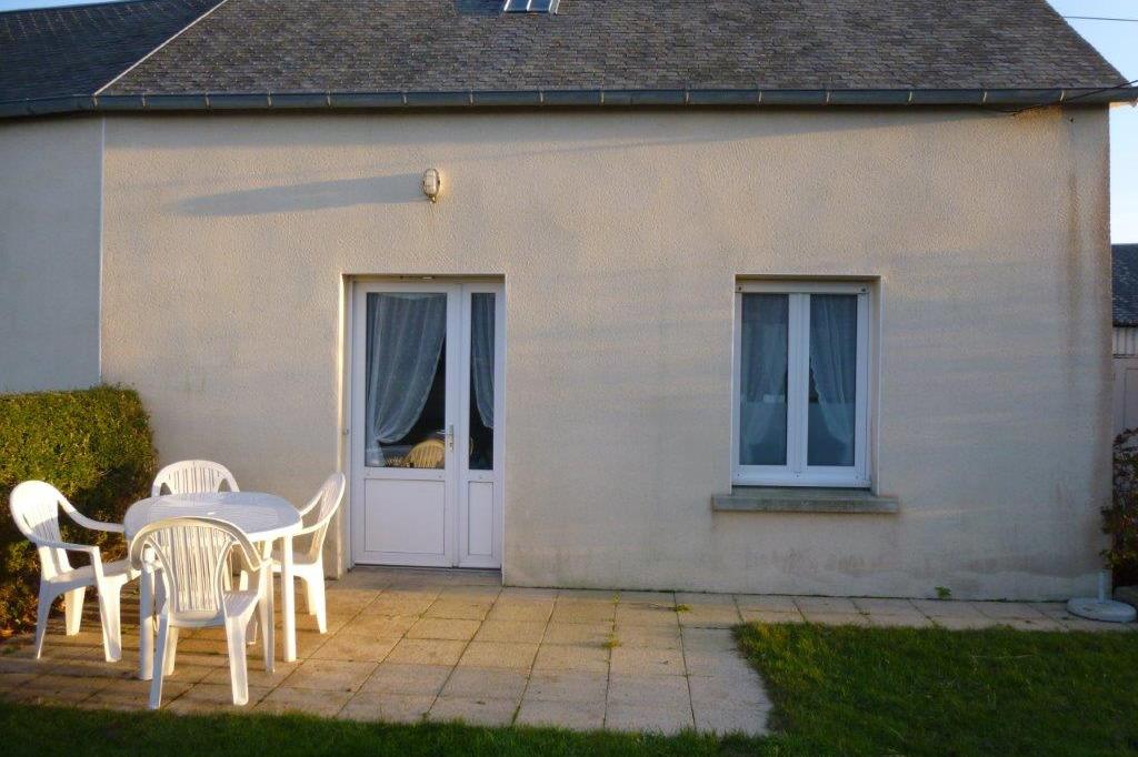 Cuisine, salle à manger, salon vue 1 - Location de vacances - Agon-Coutainville