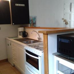 coin cuisine  - Location de vacances - Granville