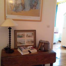 palier 1er étage - Location de vacances - Granville