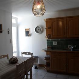 CUISINE - Location de vacances - Réville