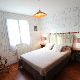 Chambre 2 - Location de vacances - Hauteville-sur-Mer