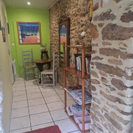 Salle d'eau - Chambre d'hôtes - Tourlaville