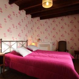 chambre 3 - Location de vacances - Dragey-Ronthon