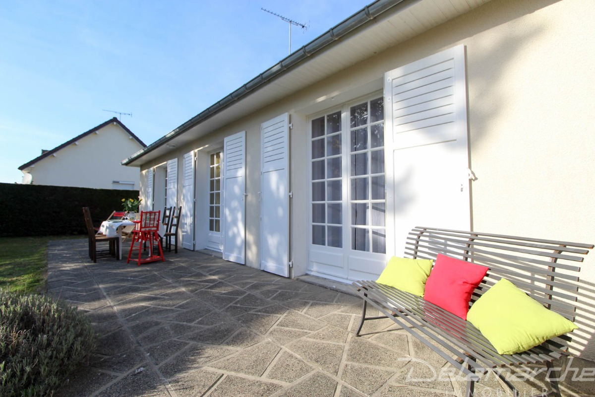 Façade - Location de vacances - Hauteville-sur-Mer