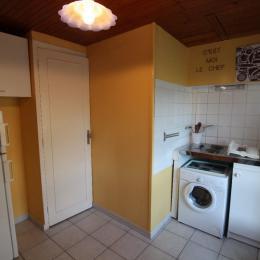 Cuisine - Location de vacances - Saint-Jean-le-Thomas