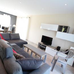 Chambre rez-de-chaussée - Location de vacances - Portbail