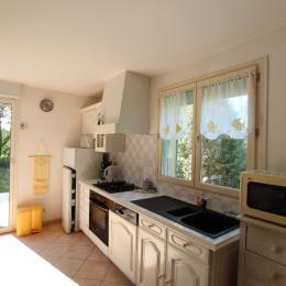 Cuisine - Location de vacances - Fontenay-sur-Mer