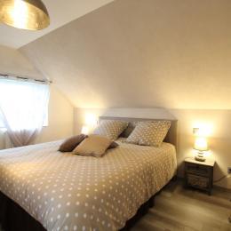 Chambre 2ème étage - Location de vacances - Barneville-Carteret