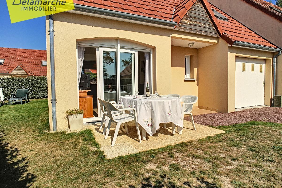 Façade maison  - Location de vacances - Brehal St Martin