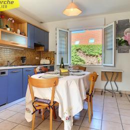 Salon - Location de vacances - Brehal St Martin