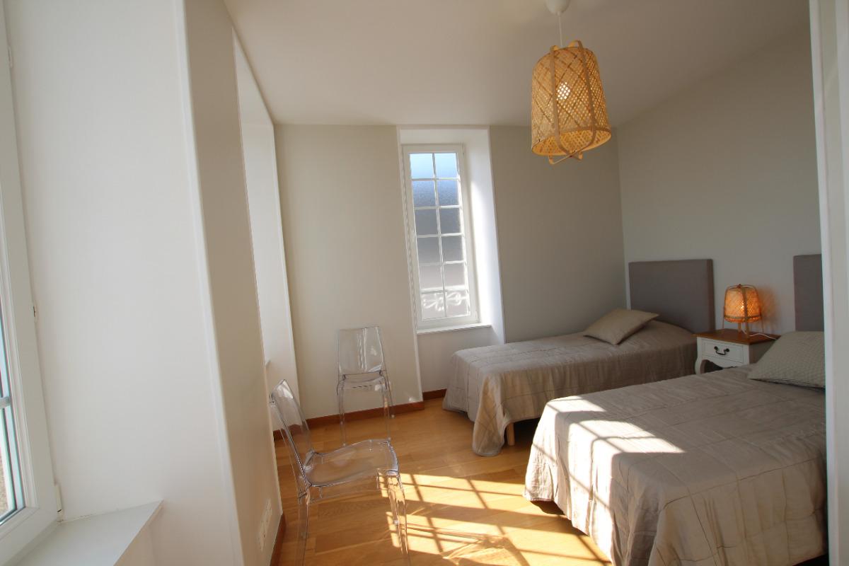 Gîte du Château - Chambre double - Location de vacances - Saint-Vaast-la-Hougue