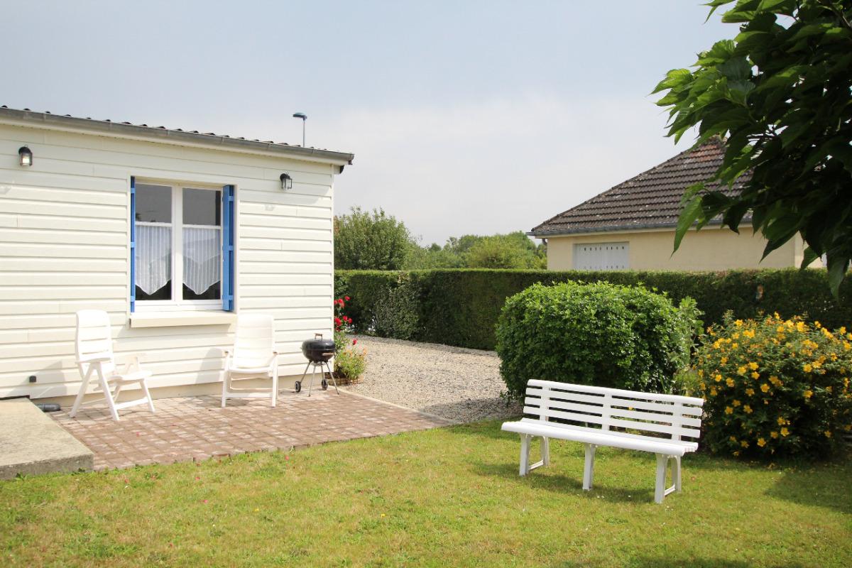 chambre 1 - Location de vacances - Montmartin-sur-Mer