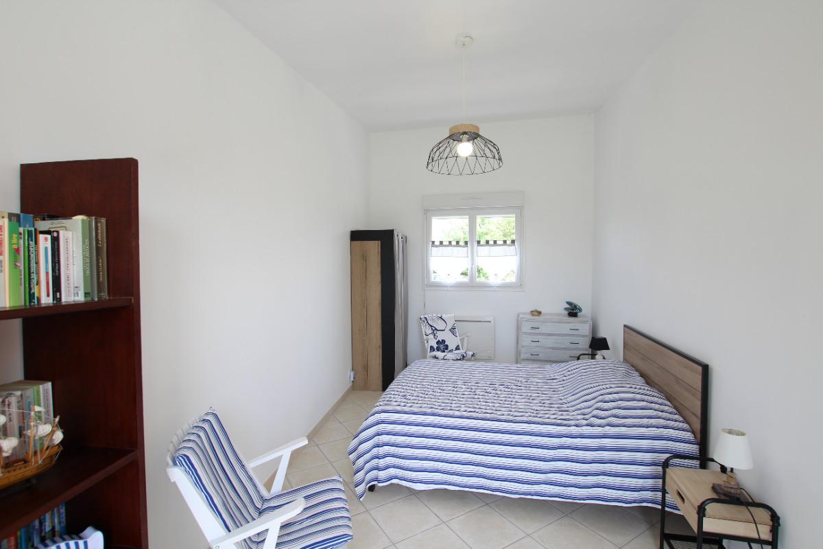 chambre 2 - Location de vacances - Montmartin-sur-Mer
