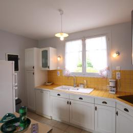 cuisine équipée - Location de vacances - Montmartin-sur-Mer