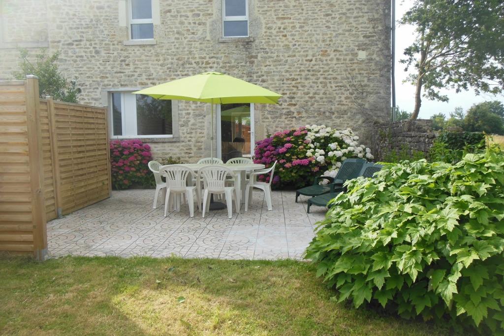 Le chant des oiseaux _ le jardin - Location de vacances - Coigny