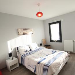 Résidence transatlantique - la chambre - Location de vacances - Granville