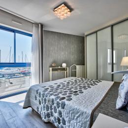 Les Amiraux II - Le balcon - Location de vacances - Granville