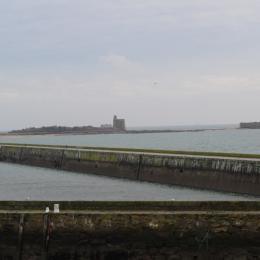 La Jetée - vue mer - Location de vacances - Saint-Vaast-la-Hougue