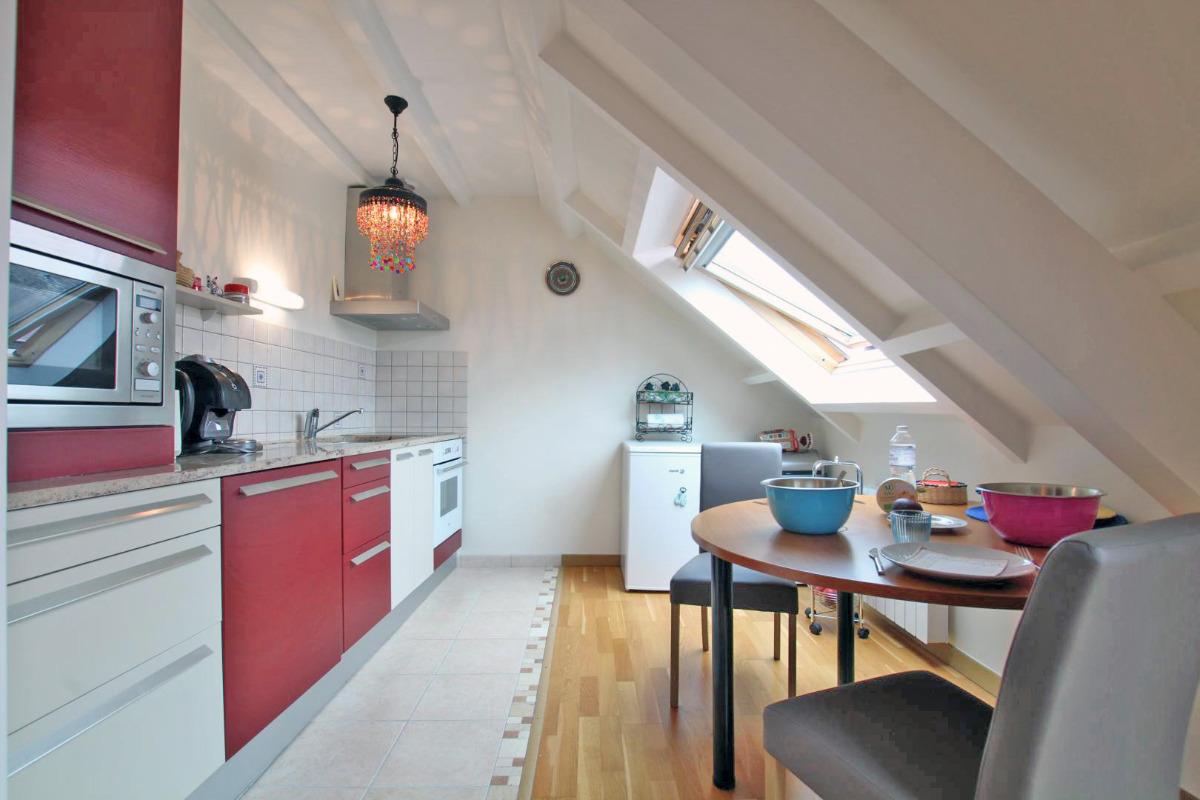 Le coin cuisine - Location de vacances - Cherbourg-en-Cotentin