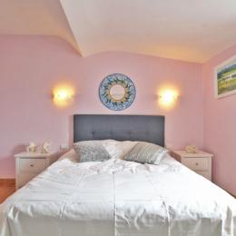 La chambre - Location de vacances - Cherbourg-en-Cotentin