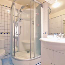 la salle de bain - Location de vacances - Cherbourg-en-Cotentin
