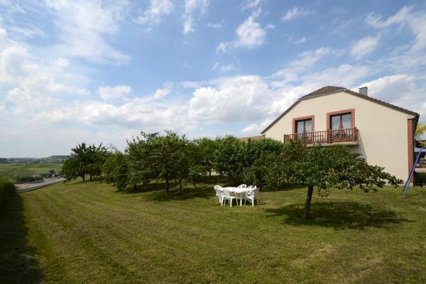 Gîte au coeur du vignoble champenois au calme  - Location de vacances - Villers-sous-Châtillon